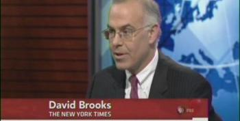 David Brooks: 'I'm Not A Fan' But Let Me Tell You About Glenn Beck's Show