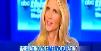 Coulter: 'Democrats Are Dropping The Blacks' For Hispanics