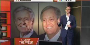 Chris Hayes: 'This Is What Plutocracy Looks Like'