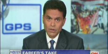 Fareed Zakaria: It's Not All About US In The Middle East