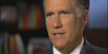 Romney Claims Poverty Programs Will Grow At Rate Of Inflation