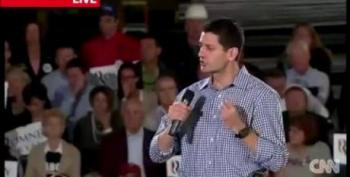 Ryan Suggests Marriage Equality Is Not An 'American' Or 'Human' Value