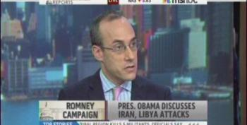 Dan Senor Upset Obama Administration Not Aggressive Enough Towards Iran