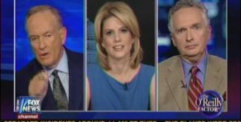 Crazy Ralph Peters Has To Remind O'Reilly That Iran Is Not Cuba