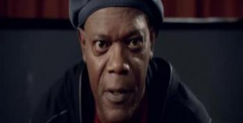 "Samuel L. Jackson To Voters: ""Wake The F**k Up!"""