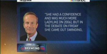 Akin: McCaskill Was Much More 'Ladylike' In 2006