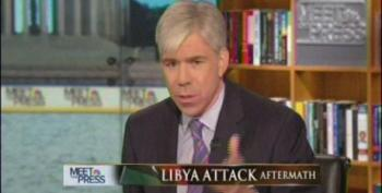 David Gregory Misquotes President, Acts As Romney Surrogate