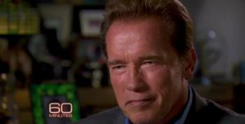 Schwarzenegger Bucks GOP: I Performed Same Sex Weddings As Governor