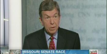 Blunt: Akin Race Becomes A Debate About Control Of The Senate