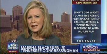 Marsha Blackburn Calls 'Benghazi-Gate' 'Worse Than Watergate'
