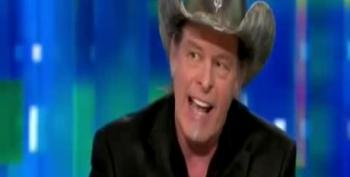 Ted Nugent Says President Obama Can Suck On His Gun