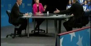David Gregory Uses MA Senate Debate To Push Villager Fetish With Simpson-Bowles