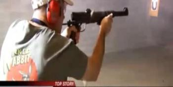 Tea Party Holds 'Machine Gun Social' To Fund Conservative Candidates