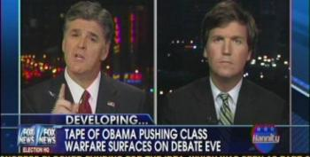 Hannity, Carlson Attempt To Manufacture 'Racially Charged Rhetoric' From Obama Video