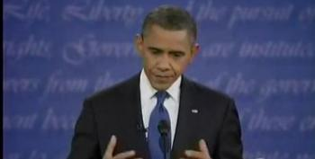 Obama Hits Romney On Pre-Existing Conditions