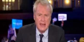 Chris Matthews: 'What Was Obama Doing Out There?'