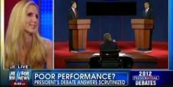 Coulter: At The End Of That Debate, Michelle Wanted To Go Home With Mitt
