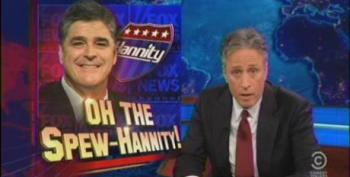 The Daily Show Smacks Hannity And Carlson For Blatant Race-Baiting