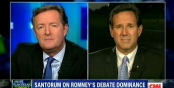 Santorum Suggests 'Eating' Big Bird: 'You Can Kill Things And Still Like Them'