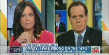 Romney Surrogate Admits Latest Flip Flop Is Just Pandering For Votes
