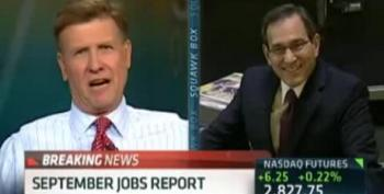 Rick Santelli: 'I Told You They'd Get It Under 8%. They Did!'
