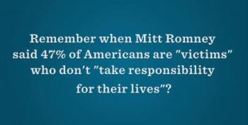 Romney And Ryan's Idea Of Makers Versus Takers