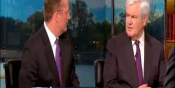 Gingrich Slams Romney's Debate Honesty: 'It's Clear He Changed' On Tax Cuts