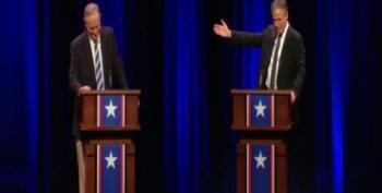 Jon Stewart Addresses The Mayor Of 'Bullsh*t Mountain'