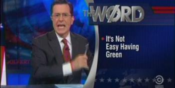Colbert: Pity The Poor Billionaires