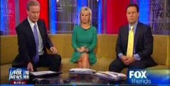 Fox And Friends Cheerleads Paul Ryan 'Sticking It To The Press'