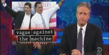 The Daily Show: Vague Against The Machine
