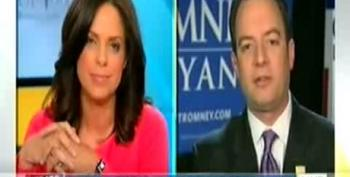 Reince Priebus Whines That Soledad O'Brien Too 'Passionate' About Grilling Romney
