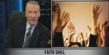 Maher: If Focus On The Family Is Doing God's Work, How Come They're Always Wrong?