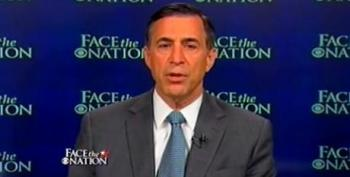 Issa Ties Obama To Bush: Libya Response Is A 'Mission Accomplished Moment'
