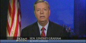 War Monger Lindsey Graham Attacks Obama For Instability In Middle East