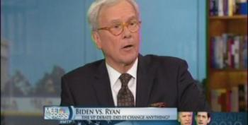 Brokaw: President Obama Will Have To Answer For $1.1 Trillion Deficit