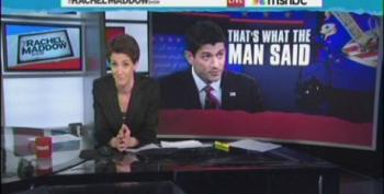 Rachel Maddow: How Would Republicans Prosecute Rape Victims?