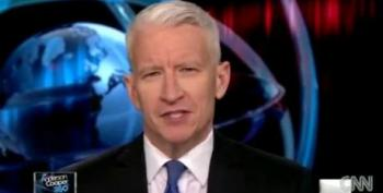 Anderson Cooper Calls Out Romney For Claiming 'Blog Posts' Are Tax Plan Studies