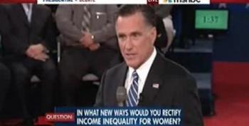 Mitt Romney's 'Binders Full Of Women'