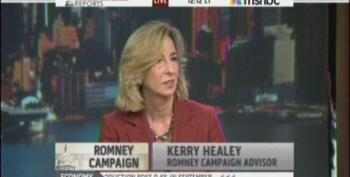 Romney Surrogate Claims Women Don't Care About Affordable Contraception
