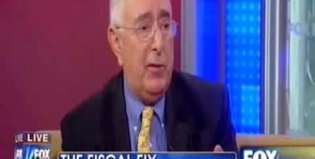 Ben Stein Jokes That Fox News Might Kill Him For Saying Taxes Are 'Too Low'