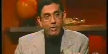 Stephen Colbert Vs Dinesh D'Souza 01-16-07