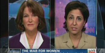 Bay Buchanan Ties Herself In Knots Defending Romney's Flip Flopping On Abortion