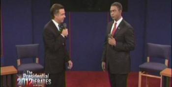 SNL Spoofs The Second Presidential Debate