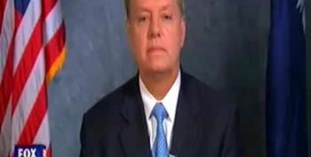 Lindsey Graham On Iran: 'The Time For Talking Is Over'