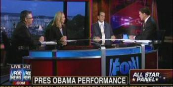 Fox Panel's Alternate Reality On Final Presidential Debate