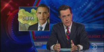 Stephen Colbert Makes A Mockery Of Fox's Benghazi-Gate
