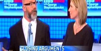 Andrew Sullivan: Romney 'Like An Alien That Ripped Off His Mask' At Debate