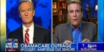 Fox Trots Out Woolery To Attack AARP And Obamacare