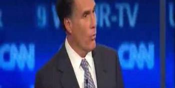 Romney Refuses Questions About Eliminating FEMA During His 'Storm Relief Event'